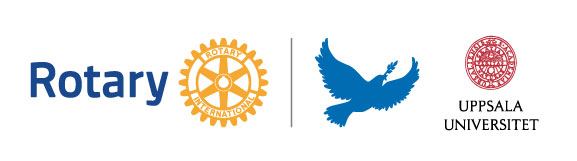 Uppsala Rotary Peace Center, logo