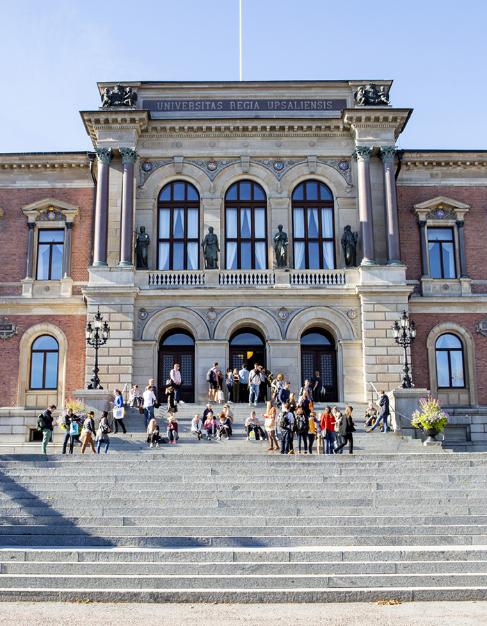 Uppsala University's Main Building